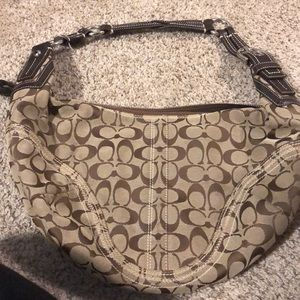 Signature Coach Purse